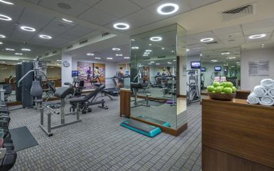 Isrotel King Solomon - Fitness