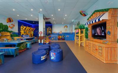 Isrotel Lagoona - dětský koutek