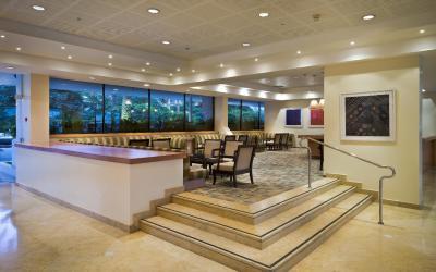 Isrotel Lagoona - Lobby