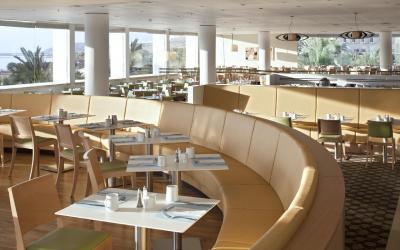 Isrotel Ganim Hotel Dead Sea - hotelová restaurace