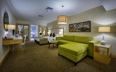 Isrotel Ganim Hotel Dead Sea - Suite