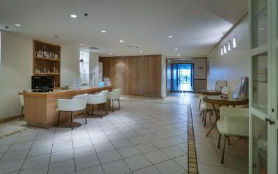 Isrotel Ganim Hotel Dead Sea - recepce Spa