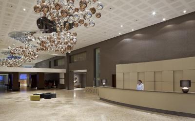 Isrotel Ganim Hotel Dead Sea - recepce