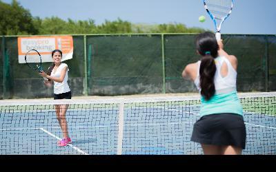 20-Tennis Court