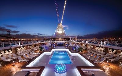 Oceania Cruises | Main deck