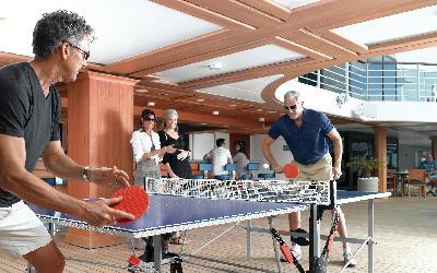 Ping Pong na lodi