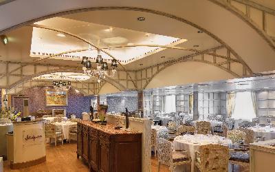 Francouzská restaurace Jaques