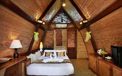 ROOM-TRADITIONAL LUMBUNG HUT 3