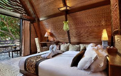 ROOM-TRADITIONAL LUMBUNG HUT 4