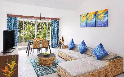 pokoj Ocean view suite 2