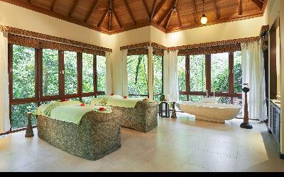 pokoj Spa villa | 440 Hilton Labriz