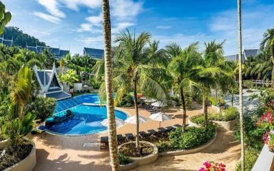 pool garden 8