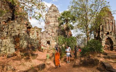 battambang banan temple