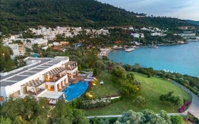 Pohled na resort 2