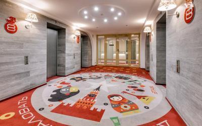 prostory hotelu