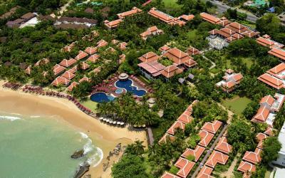 Khaolak Laguna Aerial view 4