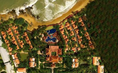 Khaolak Laguna Aerial view 5.1