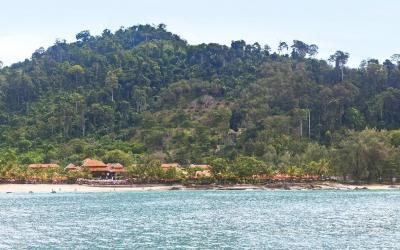 Khaolak Laguna beach 1