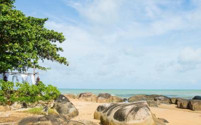 Khaolak Laguna beach 5