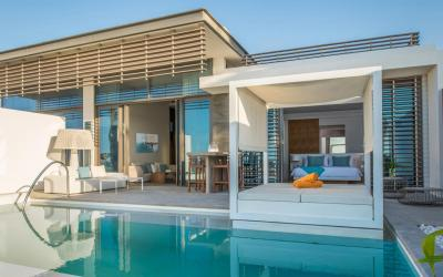 Nikki Beach Pool Villa