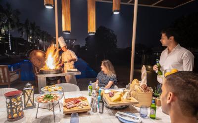 Aquario restaurant