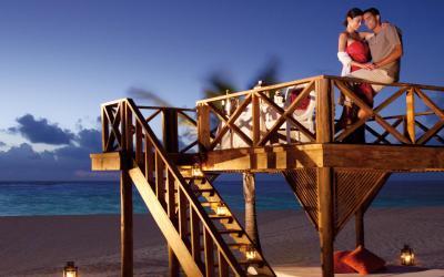 Romantic Dinner Beach