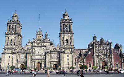 Zocalo Cathedral