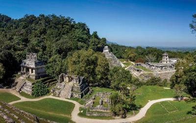 Palenque Panoramatic