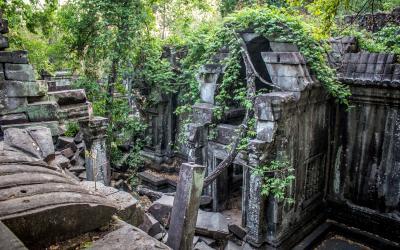 Kambodža | Beng Mealea