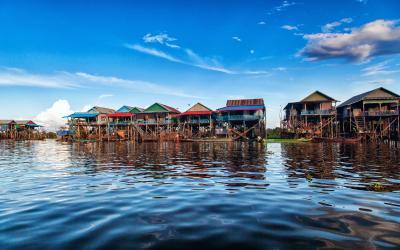Kamobdža | Tonlé Sap