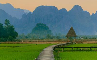 laos hlavni