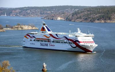 Estónsko | Ferry
