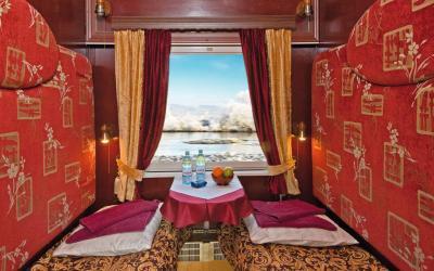 Vlak | Superior Cabin