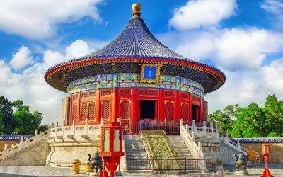 Čína   Peking_Temple of Heaven