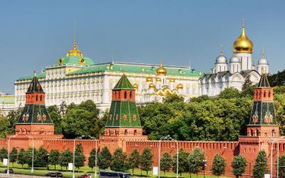 Rusko   Moskva
