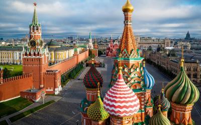 Rusko   Moskva_Red Square