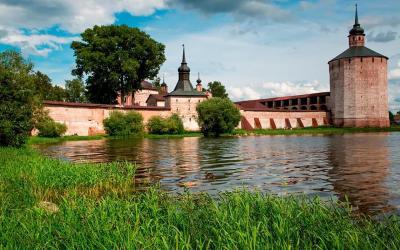 Rusko | Kirillo-Belozersky Monastery