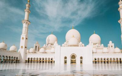 SAE | Abu Dhabi_Mosque