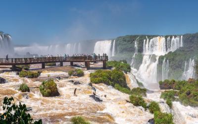 Brazília   Iguacu