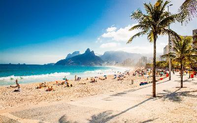 Brazília   Copacabana