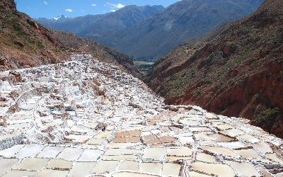 Peru   Salt Lakes