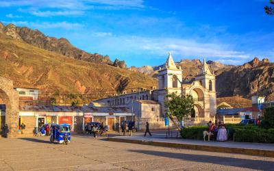 Peru | Chivay