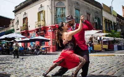 Argentína | Buenos Aires tango