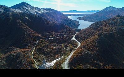 Argentína | Lago Escondido