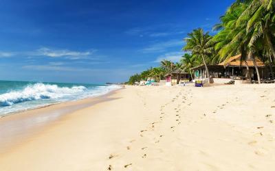 Vietnam | Mui Ne beach