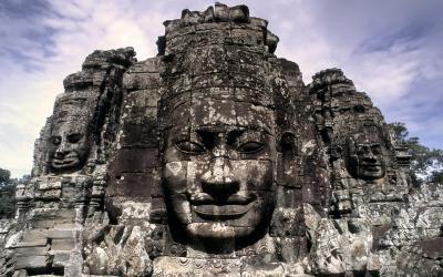 Kambodža | Bayon temple