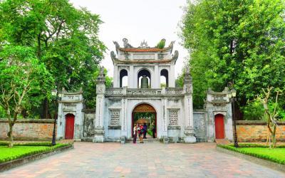 Vietnam | Hanoi_Temple of literature