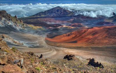 USA | Maui  - Haleakala Crater