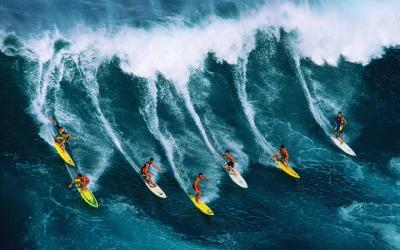 USA | Surfing Hawaii