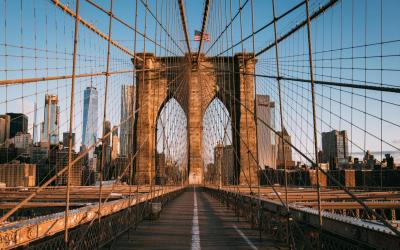 USAUSA | New York - Brooklyn bridge